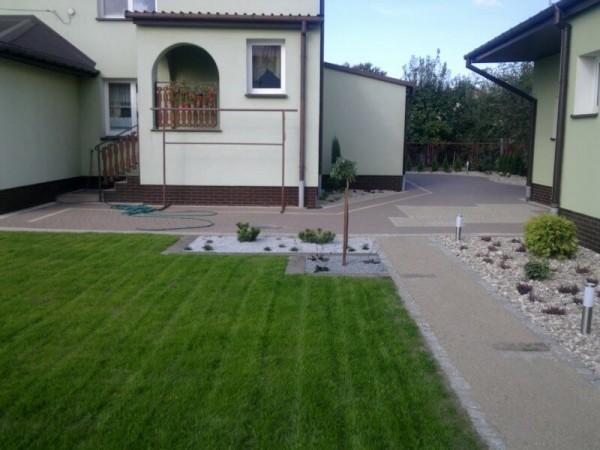 Zaprojektowany ogród 10