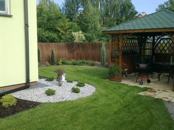 Zaprojektowany ogród 11