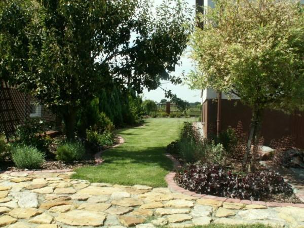 Zaprojektowany ogród 15
