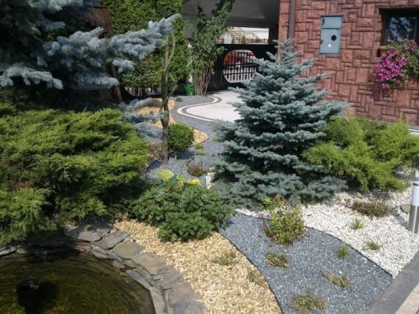 Zaprojektowany ogród 16