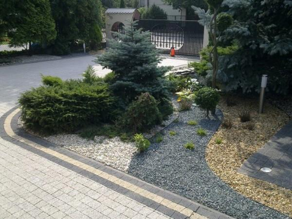 Zaprojektowany ogród 18
