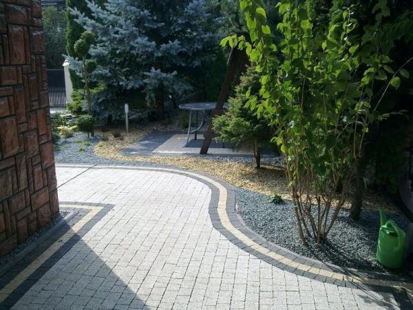 Zaprojektowany ogród 19