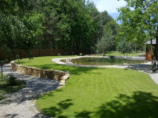 Zaprojektowany ogród 2