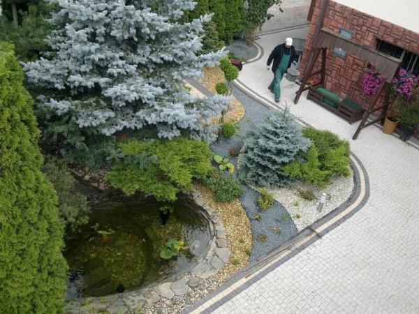 Zaprojektowany ogród 20