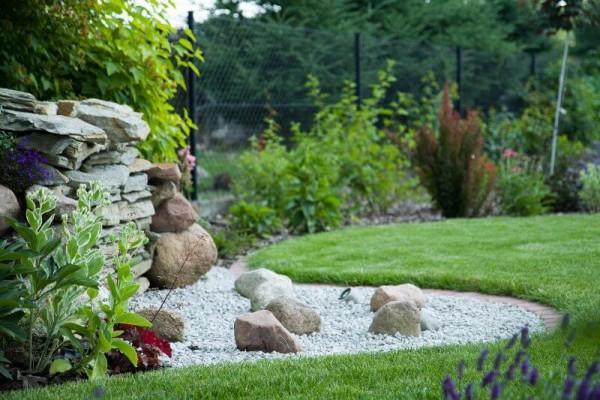Zaprojektowany ogród 33