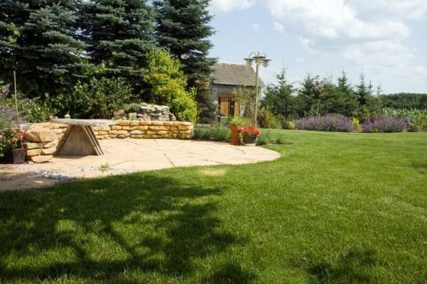 Zaprojektowany ogród 34