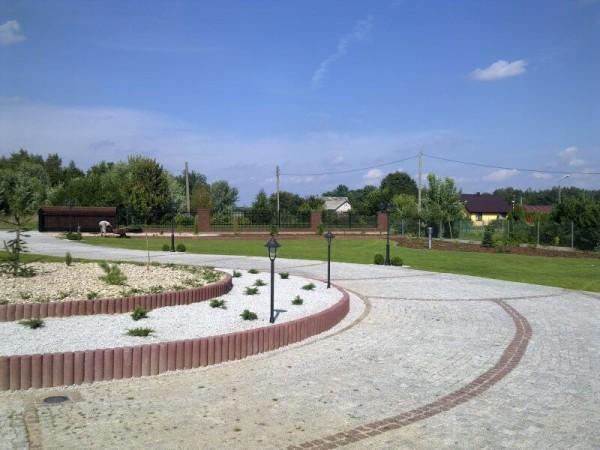 Zaprojektowany ogród 37