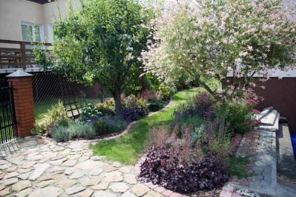 Zaprojektowany ogród 4