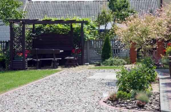 Zaprojektowany ogród 5