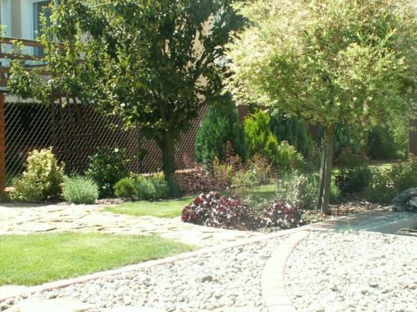 Zaprojektowany ogród 6
