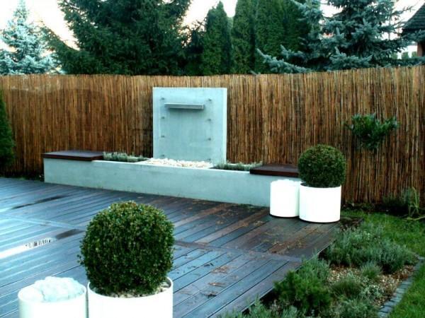 Zaprojektowany ogród 7