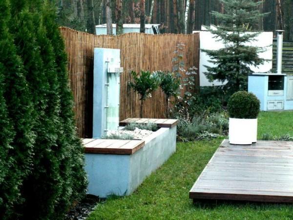 Zaprojektowany ogród 8