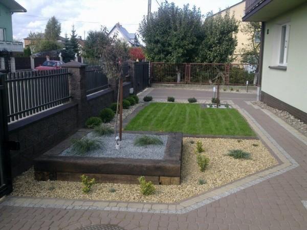Zaprojektowany ogród 9